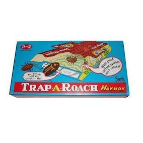 Lijmvel kakkerlakken Trap a Roach