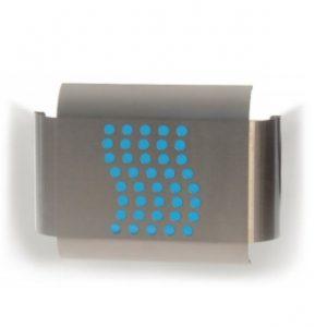 Vliegenlamp met lijmvel voor restaurant horeca Fly Shield One