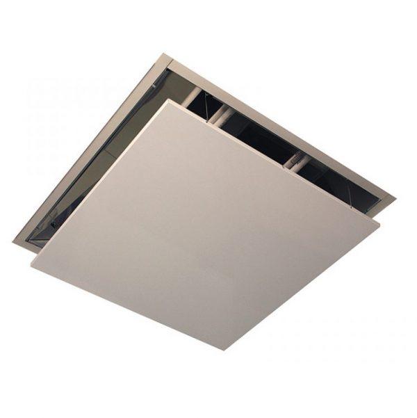 Vliegenlamp systeemplafond plafondmodel PestWest